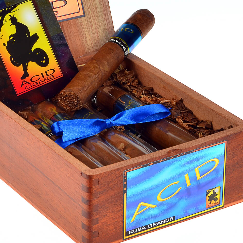 Acid Kuba Grande Opened Box Image