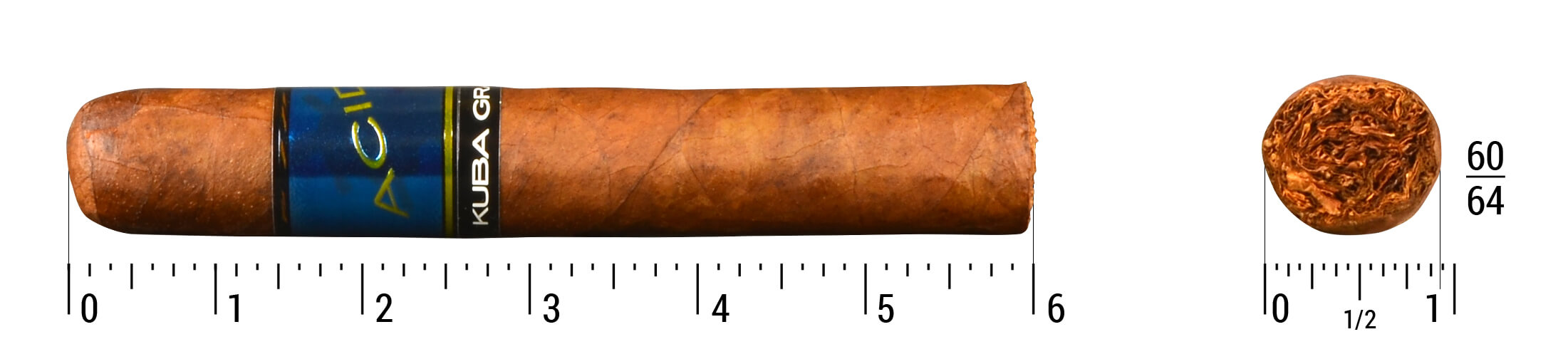 Acid Kuba Grande Single Cigar Size