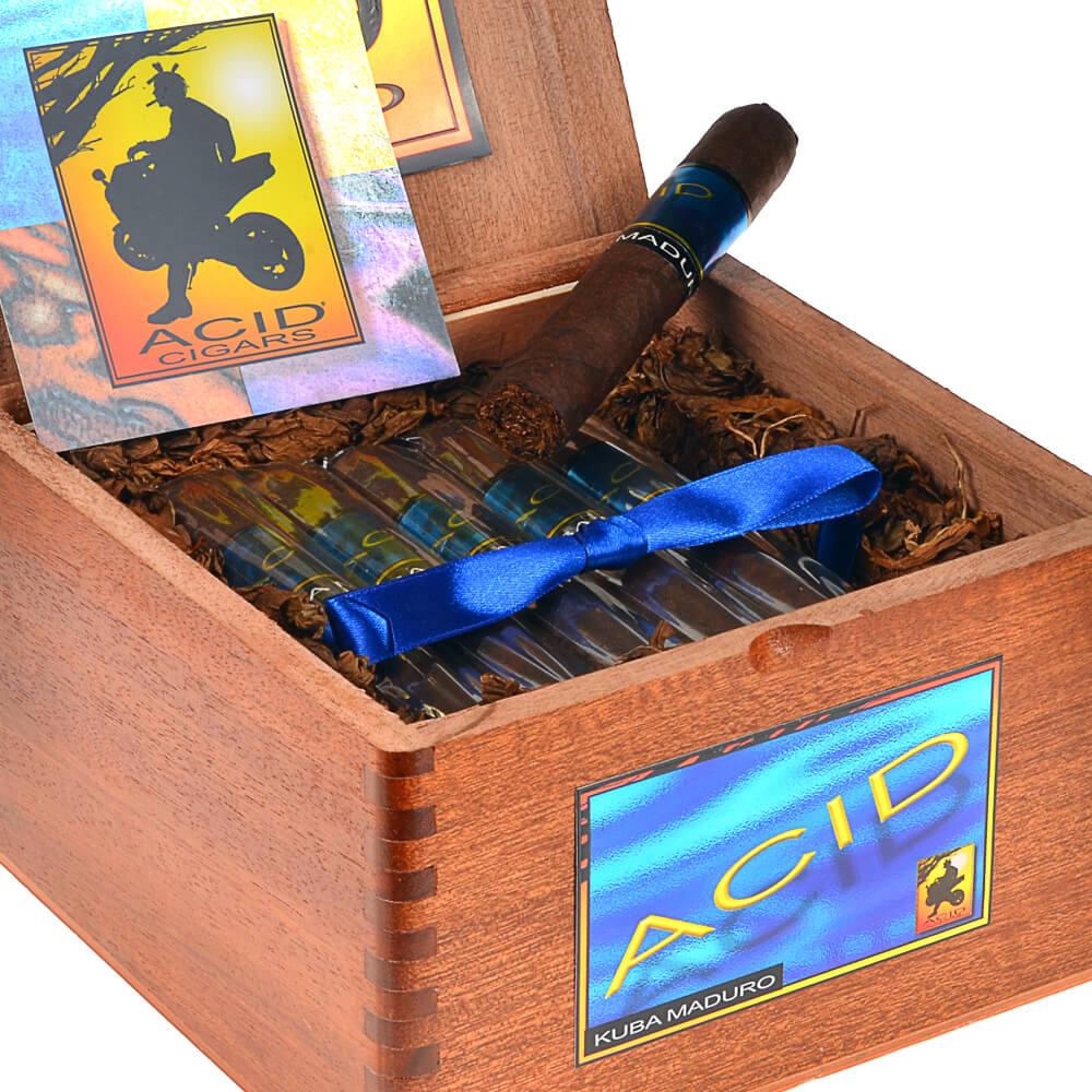 Acid Kuba Maduro Opened Box Image