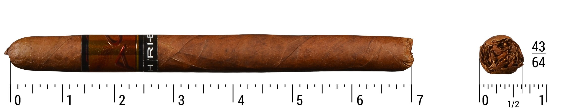 Acid Tri-Borough Single Cigar Size